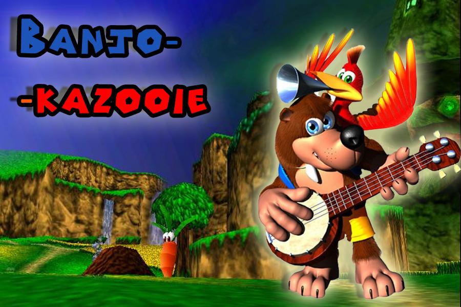 Banjo-Kazooie Wallpaper by Mariovspeach on DeviantArt