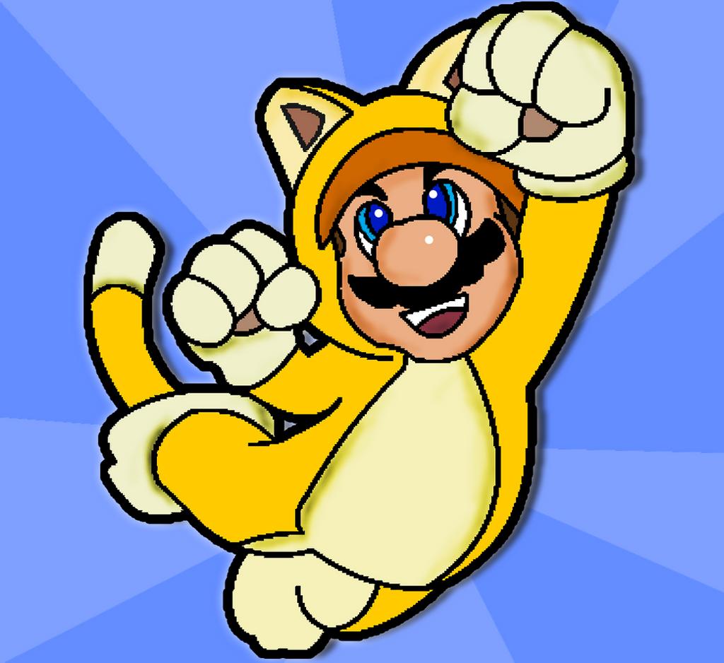 Cat Mario Unblocked Games