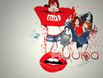 Hyuna Background