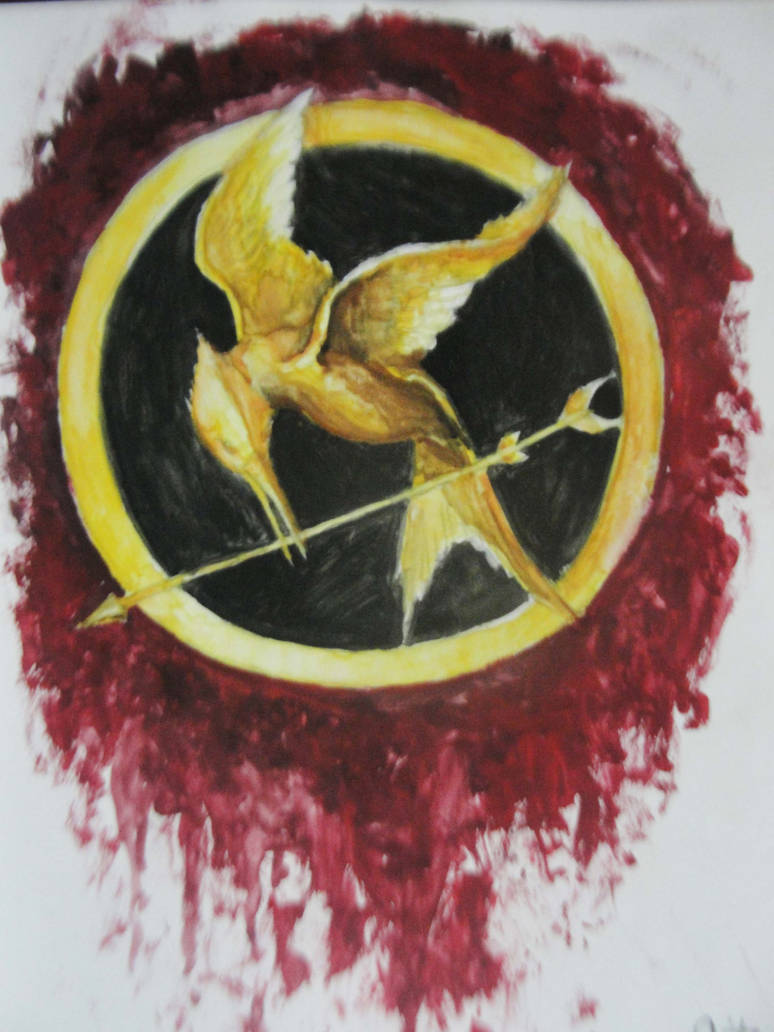 the Hunger Games fan art by jmamante02