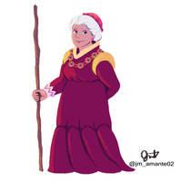 Madame Suliman by jmamante02