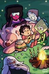 Steven Universe fanart by jmamante02