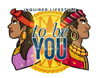 To Be You logo for the Philippine Daily Inquirer