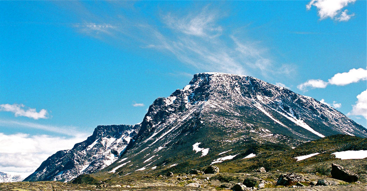 Mountain by Lhox