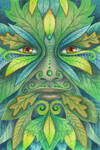 Forest Spirit 6 by Lhox