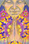 Peace Prayer by Lhox