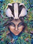 Wild Badger Medicine