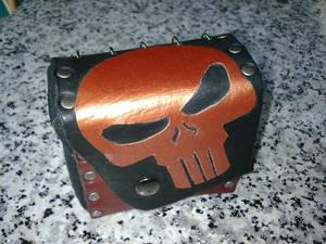 black mana deck box