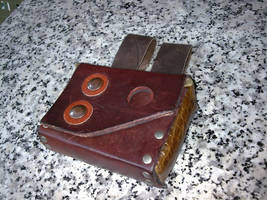 steampunk deck box by ShamanMagic