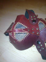 steampunk mask by ShamanMagic