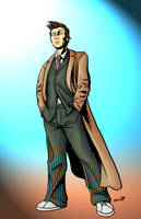 Doctor who by ShamanMagic