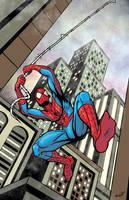 Spiderman by ShamanMagic
