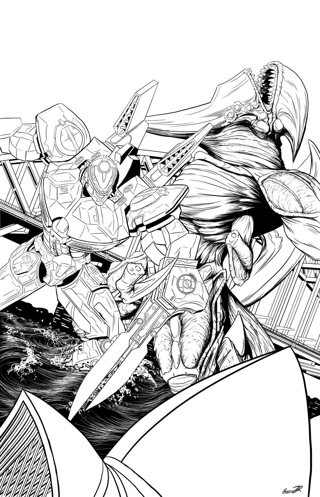 Striker Eureka vs. Mutavore Inks by ShamanMagic