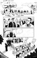 Freelance Blues issue 6 page 5 by ShamanMagic