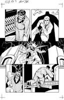Freelance Blues issue 6 page 9 by ShamanMagic