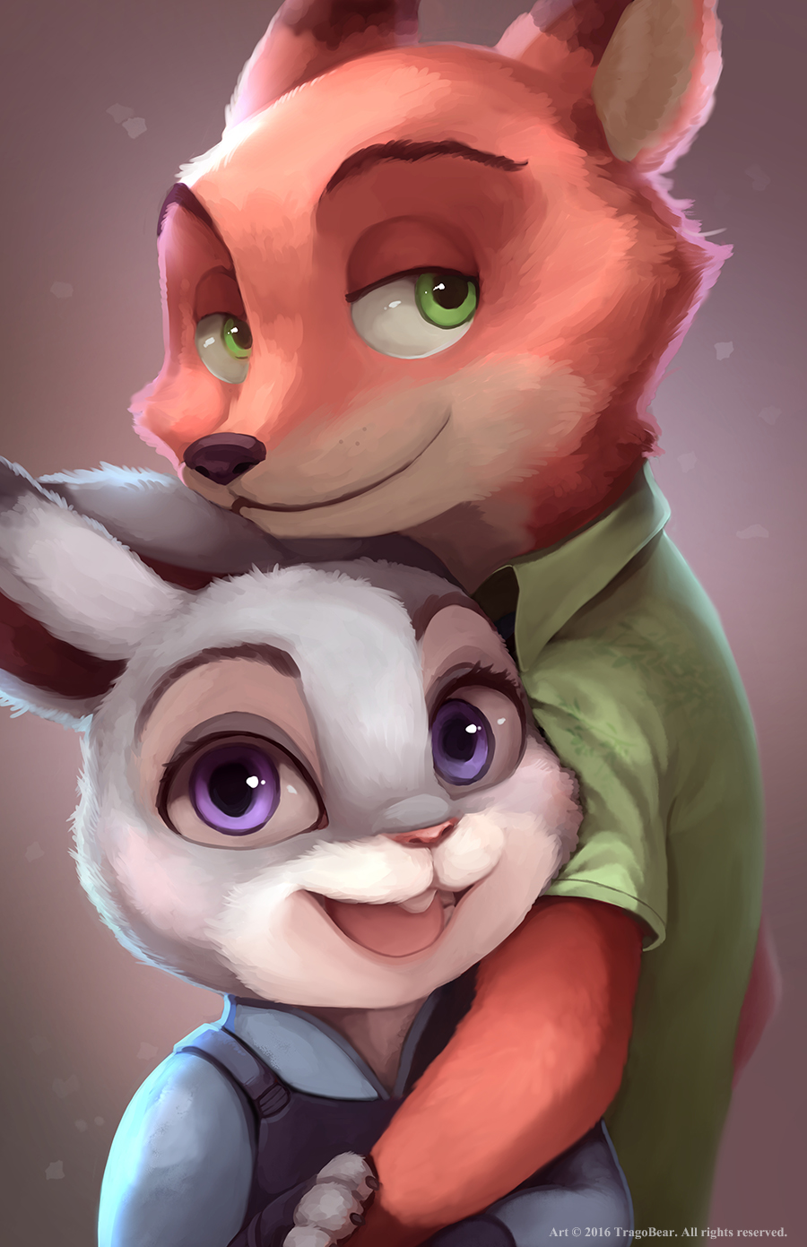 Nick X Judy