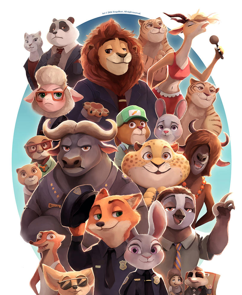 Poll: Which Obscure Zootopia Characters do you want to know more about?