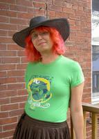 Absinthe T-shirts by egypturnash