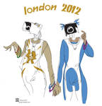 Wenlock and Mandeville 4-eva
