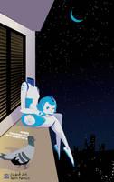 Starwatcher by egypturnash