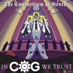 In Cog We Trust by egypturnash