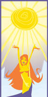 Rejoice by egypturnash