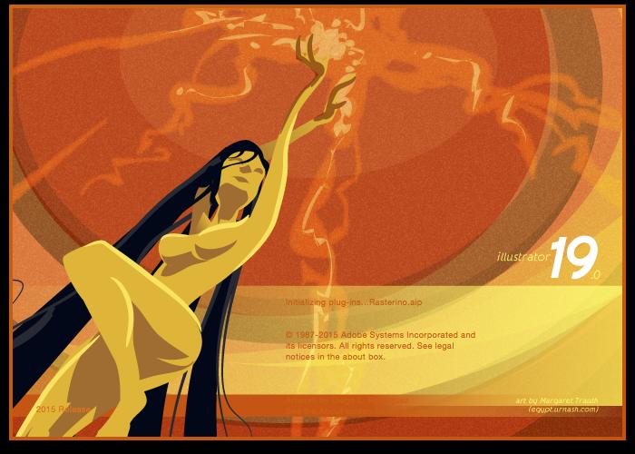 Illustrator CC2015 splash screen replacement by egypturnash