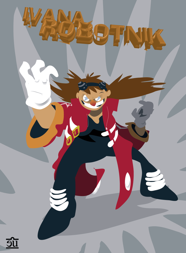 Dr. Ivana Robotnik by egypturnash
