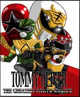 Power Ranger-Tommy Oliver by decoyar