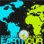 Earth Hour by lucasitodesign