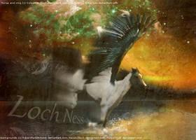 I Had a Dream So Big and Loud... (Loch Ness) by NebulaArtz