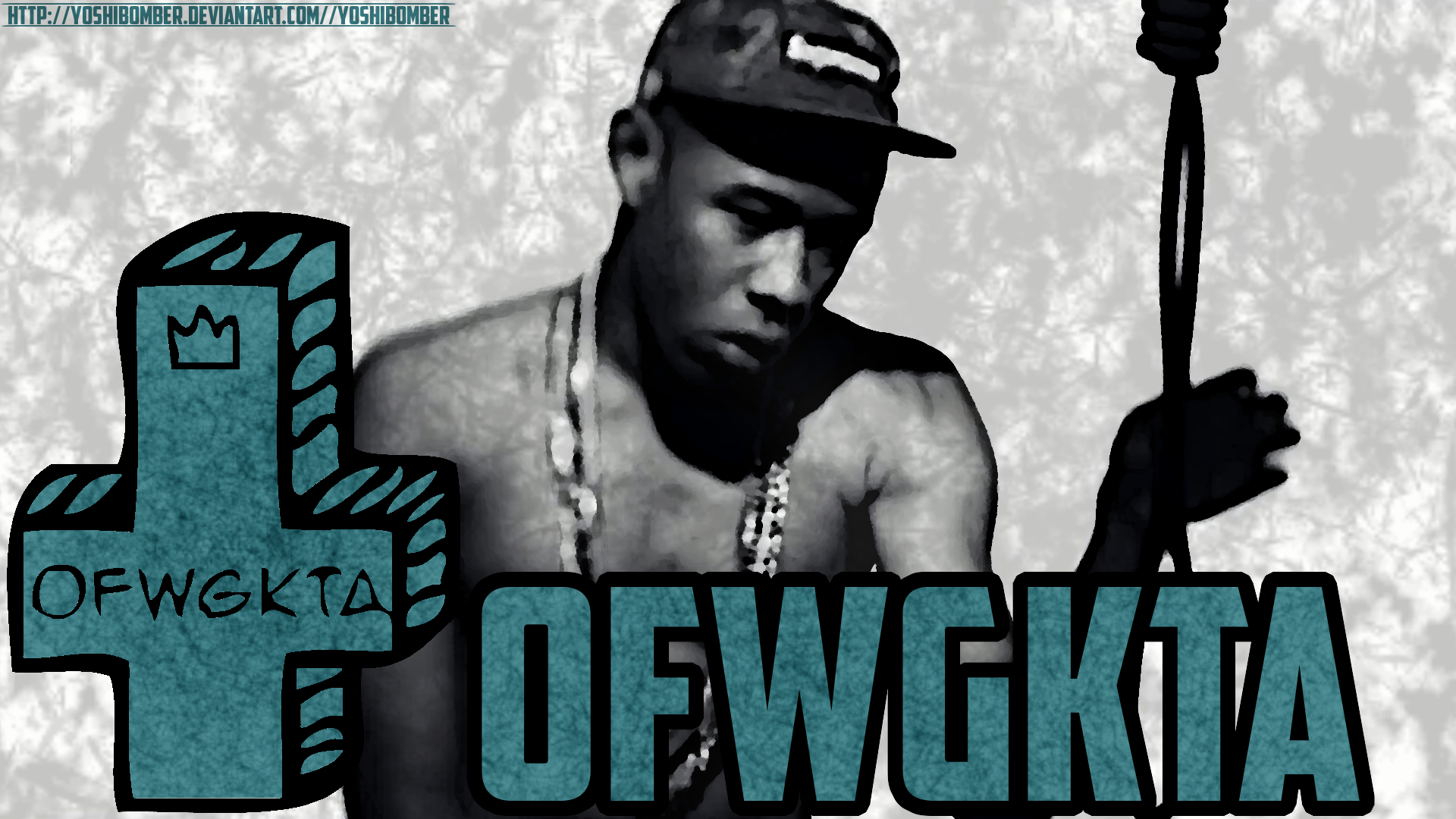 OFWGKTA Wallpaper By Yoshibomber
