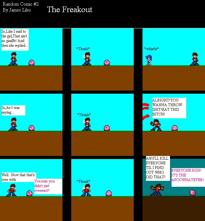Random Comic 2 by Flare-Striker