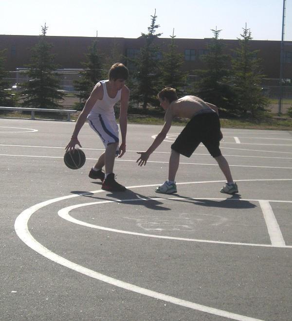 Basketball by BioHazardHeart
