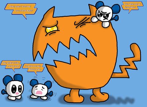 ChuChu Comic 19