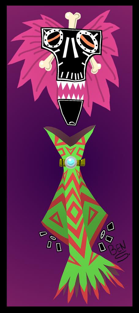Spirit Doctor by DemoComics