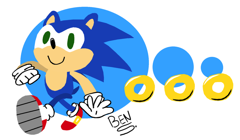 Mr. The Hedgehog by DemoComics