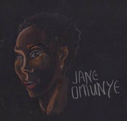 jane omunye by KittyDarklore
