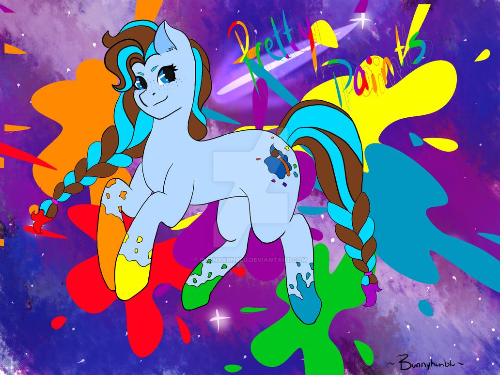0tiffany Pony2 by Bunnykunblu