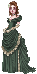 Victorian Rose by GuinevereDolls