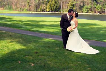 Kris Wedding by SweetNightmares