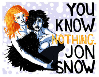You know nothing by SweetNightmares