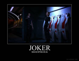 Joker sees everything by PureLightHealer