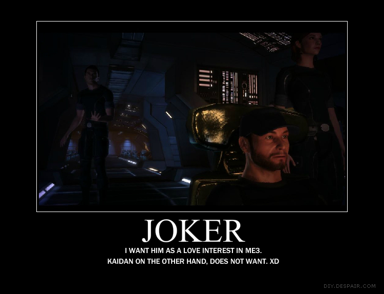 Joker vs Kaidan XD by PureLightHealer