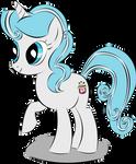 MLP - Silver Swirl