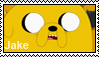Jake stamp by FubblegumCF
