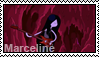 Marceline stamp by FubblegumCF