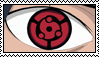 Madara's eternal mangekyou sharingan stamp by FubblegumCF