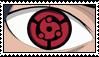 Madara's eternal mangekyou sharingan stamp by FubblegumCF