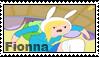 Fionna stamp by FubblegumCF